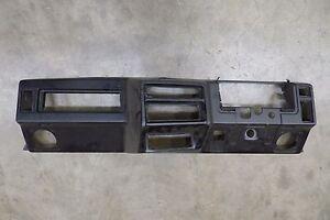 Used Black Dashboard RHD For London Taxi FX4, Fairway & Fairway Driver