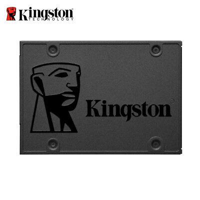 """Kingston 120GB SSD SATA 3 2.5"""" Solid State Drive SA400S37 Seguimiento incluido"""