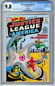 1st-JLA-Brave-and-the-Bold-28-DC-Loot-Crate-Full-Reprint-CGC-9-8-NM-MT