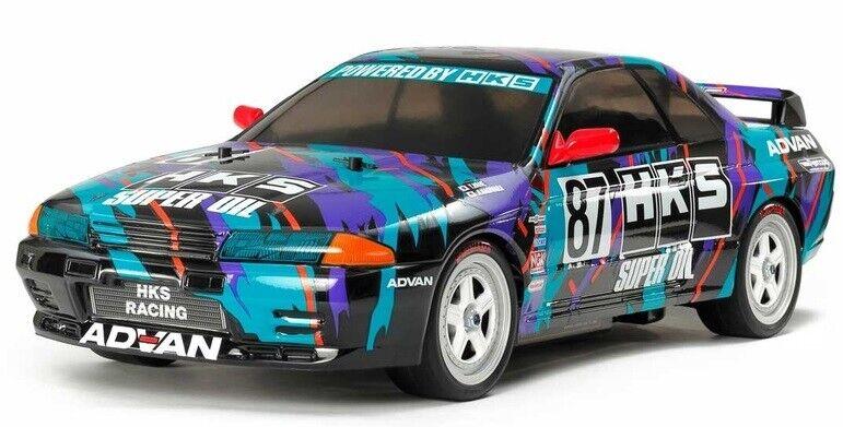 fornire un prodotto di qualità TAMIYA 47397 HKS cieloline GT-R GT-R GT-R Gr. a TT-01E RC Auto Kit (senza un ESC UNIT)  ordina ora con grande sconto e consegna gratuita