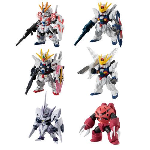FW Gundam Converge #15 Narrative X Z/'Gok RF91 Bertigo set of 6 Bandai Shokugan