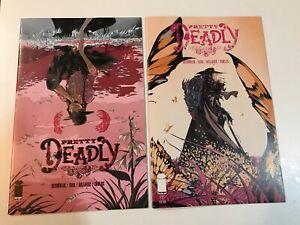 Pretty-Deadly-1-amp-2-2013-NM-9-4-Image-Comics