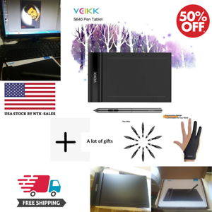 VEIKK-S640-Graphic-Art-Tablet-Drawing-Pad-With-Digital-Pen-Ultra-Thin-OSU-6X4-034