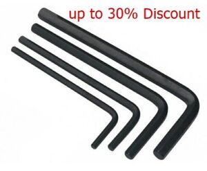 12mm Extra Long Metric Short Arm Allen Hex Key Wrench Steel Hexagon Key