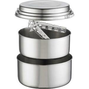 MSR-Alpine-2-Person-Pot-Cook-Set-3-Piece-Stainless-New