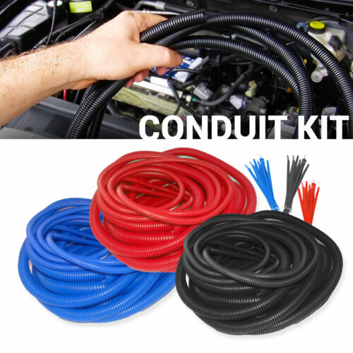 Conduit Engine Wiring Dressing Wire Cover Tidy To Fit Victory Auto Gladiator