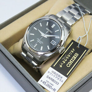 SEIKO-SARB033-MECHANICAL-Automatic-Watch-Made-in-Japan