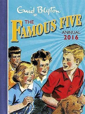 1 of 1 - The Famous Five Annual: 2016 by Enid Blyton (Hardback, 2015)