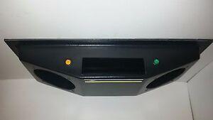 Golf Cart UTV Overhead Stereo Console with Radio 6.5