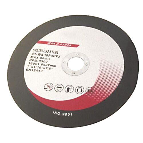 """OASIS Durable Super Thin Cutting Wheel 7/"""" x 1//16/"""" x 7//8/"""""""
