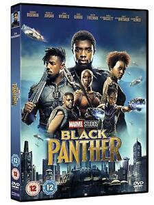 Black-Panther-2018-Chadwick-Boseman-Michael-B-Jordan-Brand-New-Region-2-DVD