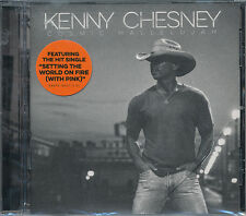 Kenny Chesney Cosmic Hallelujah CD '16 (SEALED - crack in case)