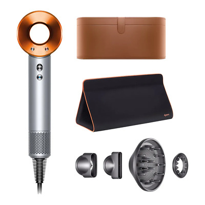 New* Dyson Supersonic™ HD03 Exclusive Gift Edition Hair Dryer  (Copper/Silver) 5025155048450   eBay