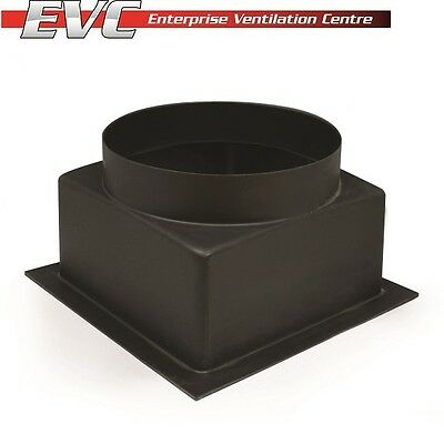 Grille Box/Plenum Box - Ventilation & Extraction Accessory