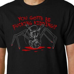 The-Thing-034-Gotta-Be-Kidding-034-t-shirt-JOHN-CARPENTER-HORROR-SCI-FI-GEEK-QUOTE-80s