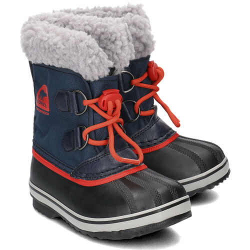 SOREL Toddler/'s  YOOT PAC™ Nylon Boots NEW AUTHENTIC Navy NC1879-464