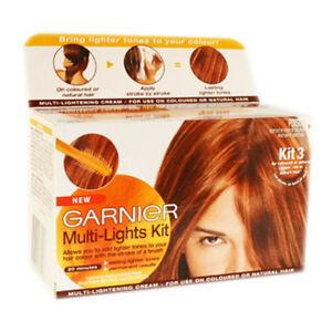 Image Is Loading Garnier Multi Lights Highlight Kit Hair Dye Copper