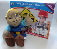 Let's Build Early Childhood Solutions For Toddlers By Carson-dellosa Ua9-3