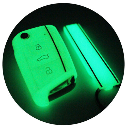 Funda clave VB keytag noche vívido silicona protección cover control remoto