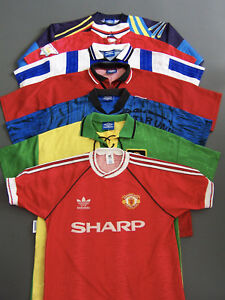 man utd adidas retro shirt