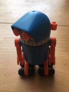 PLAYMOBIL-vintage-playmospace-robot-a-roulettes-set-3318-de-1983