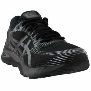 ASICS-GEL-Nimbus-21-Casual-Running-Shoes-Black-Mens