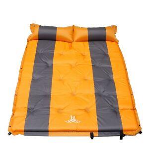 5cm-Double-Self-inflating-Mattress-Mats-Sleeping-Pad-Air-Bed-Tent-Camping-Hiking