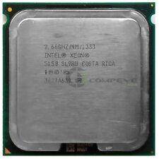 Intel Xeon 5150 Dual Core 2.66GHz 4M Cache 1333MHz FSB SL9RU