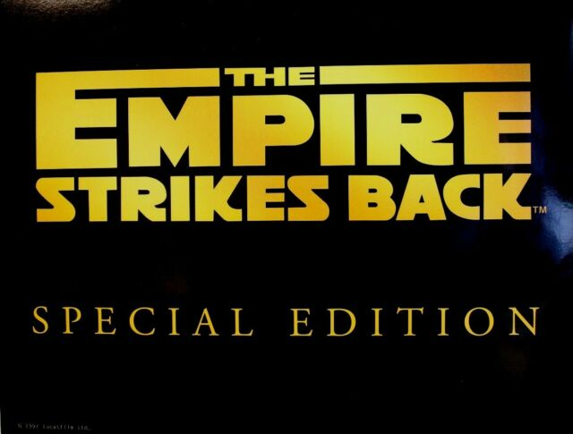 The Empire Strikes Back | The Star Wars Trilogy | Set of 6 - 1997 Lobby Cards