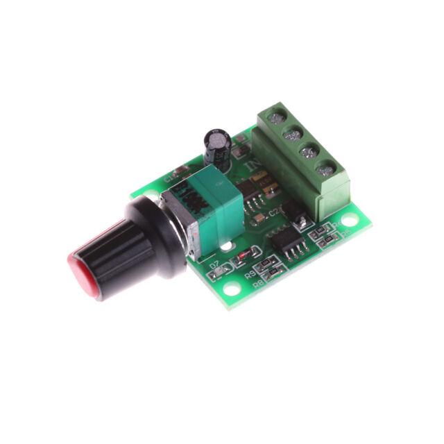 Dc 1.8V 3V 5V 6V 12V 2A Low Voltage Motor Speed Controller Pwm 1803B  li