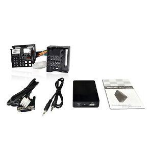 USB-SD-AUX-MP3-interface-adapter-BMW-E39-E83-E53-E85-Business-CD