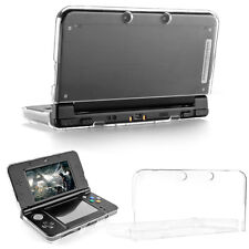 Clear Crystal Hard Plastic Protective Shell Case Cover for New 2015 Nintendo 3DS