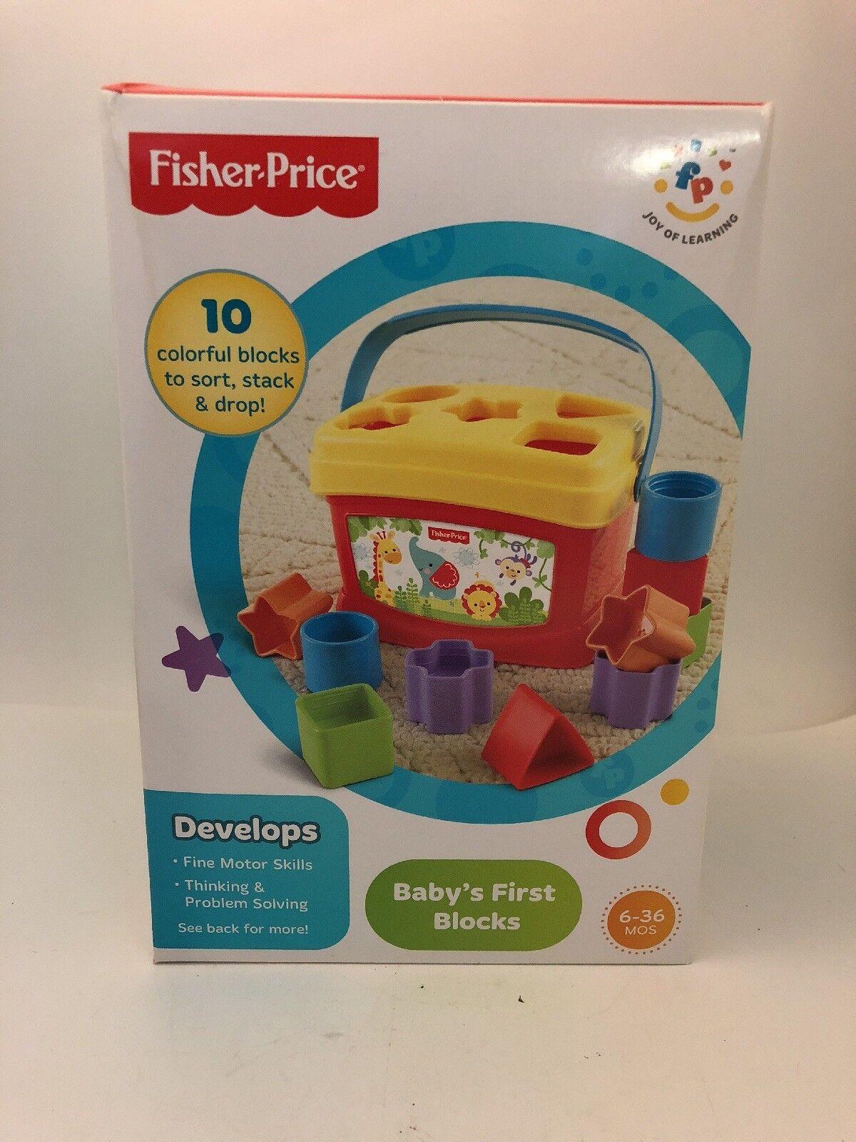 Fisher K7167 Babys First Blocks Unknown Ebay Price Baby Block Norton Secured Powered By Verisign