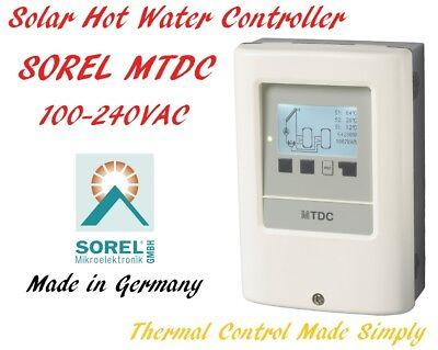 Sorel MTDC v5 différence de Température Capteurs au choix