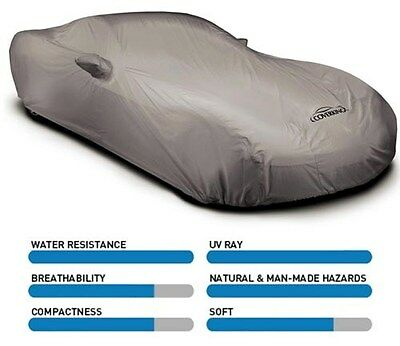 Great UV Ray Protection Coverking Silverguard Plus Car Cover Indoor//Outdoor