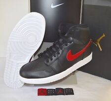 differently 82a22 370ab item 8 New Nike Air Jordan 1 Retro High Black Gym Red White sz 11.5 Bred  Rare 30th -New Nike Air Jordan 1 Retro High Black Gym Red White sz 11.5 Bred  Rare ...