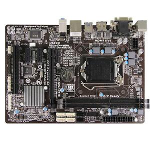 Gigabyte-GA-B85M-HD3-For-Intel-LGA-1150-Micro-ATX-Motherboard-DDR3-16GB-USB3-0