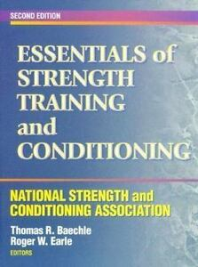 Details about Essentials of Strength Training and Conditioning by NSCA  -National Strength & C