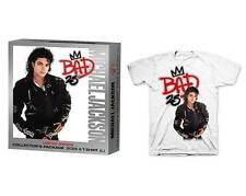 Michael Jackson - Bad 25 Collector's Package 2 CDs & Large T-Shirt