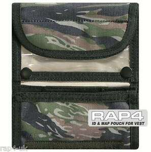 d1837e42e3b27 Image is loading MOLLE-MAP-ID-Pouch-Tiger-Stripe-AR-3