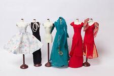 Mattel Barbie Schneider Puppen Kleider Ständer Deko Schaufenster Puppe Massiv