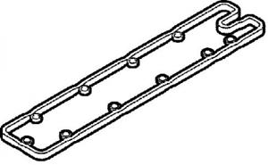 Joint Joint de culasse capot pour joint de culasse ELRING 331.550