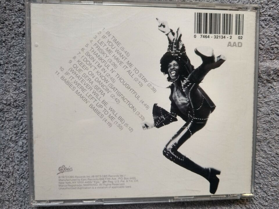 Sly and Family Stone: Fresh, andet