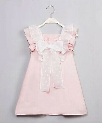 *A New*  Baby Girls Romany Spanish Pink 3 Piece Jam Pants Set Age 3M-12M
