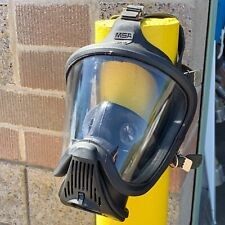 Authentic Msa Ultra Elite 40mm Gas Mask Size Small 7 934 2c Excellent Condition