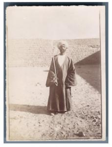 Egypte-Assouan-Ababdeh-Vintage-citrate-print-Ababdehs-ou-Ababda-ou-A