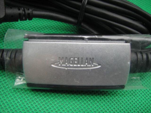 Magellan Roadmate Traffic Receiver RDS-TMC SE4 1340 1440 1210 1470 Car Charger