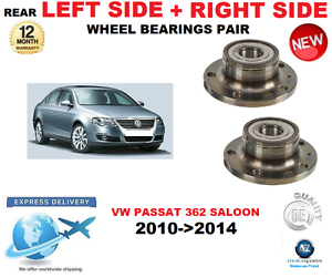 Für VW Passat Hinterradlager Paar 2010-   2014 362 Limousine Links & Rechts