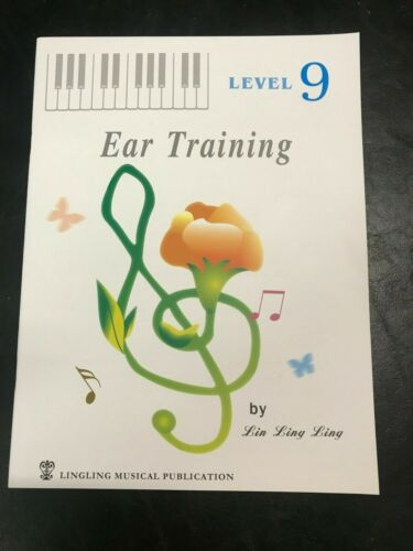 2CD Ling Ling Ear Training  Level 9