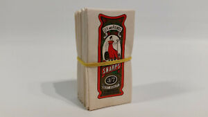 12-Lot-of-5-Vintage-Dix-amp-Rands-Sharps-3-7-Needles-Paper-Packages-Antique-Sewing